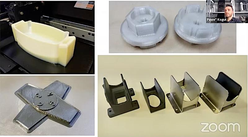 """Webinar """"Zastosowanie druku 3D w przemyśle"""""""