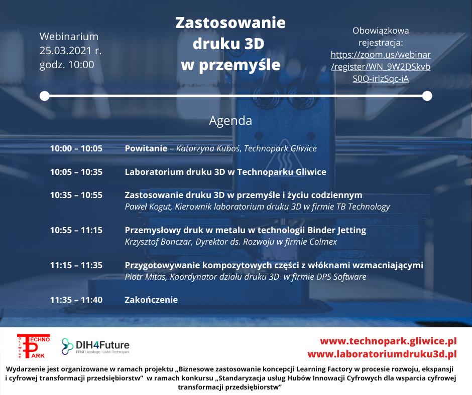 przemyśle Webinar