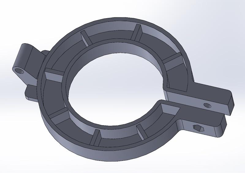 części zamienne wydrukowane w 3D