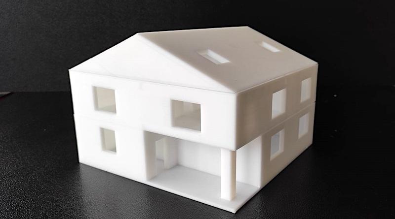 Wykorzystanie druku 3D w branży architektonicznej
