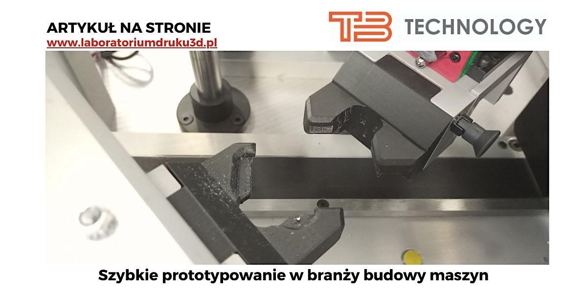 You are currently viewing Szybkie prototypowanie w branży budowy maszyn