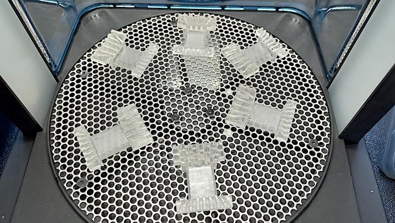 Wydruki 3D odporne na temperaturę