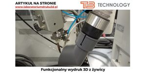 Read more about the article Funkcjonalny wydruk 3D z żywicy światłoutwardzalnej