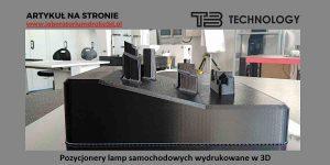 Read more about the article Pozycjonery lamp samochodowych wydrukowane w 3D