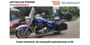 Read more about the article Części zamienne do motocykli wydrukowane w 3D